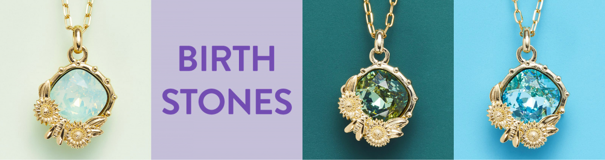 Introducing The Birthstone Collection