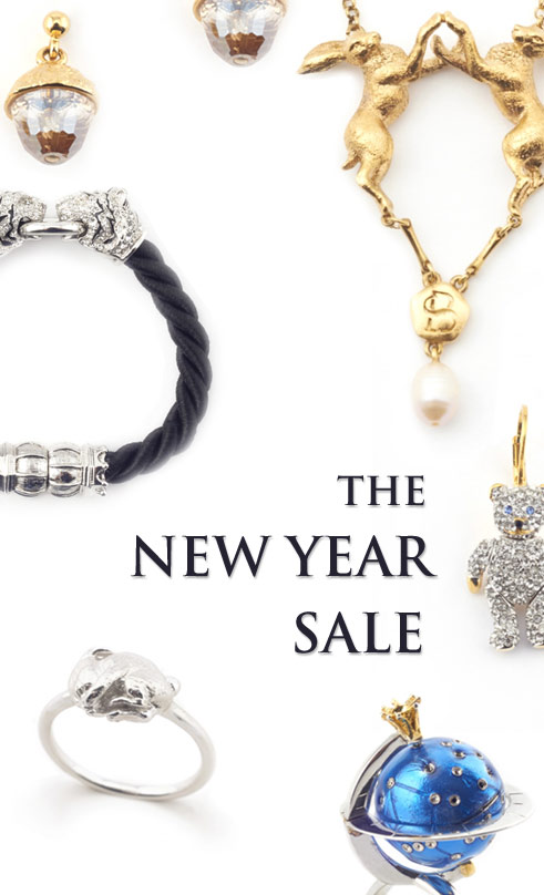Our New Year Sale