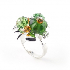Jungle Paradise Ring