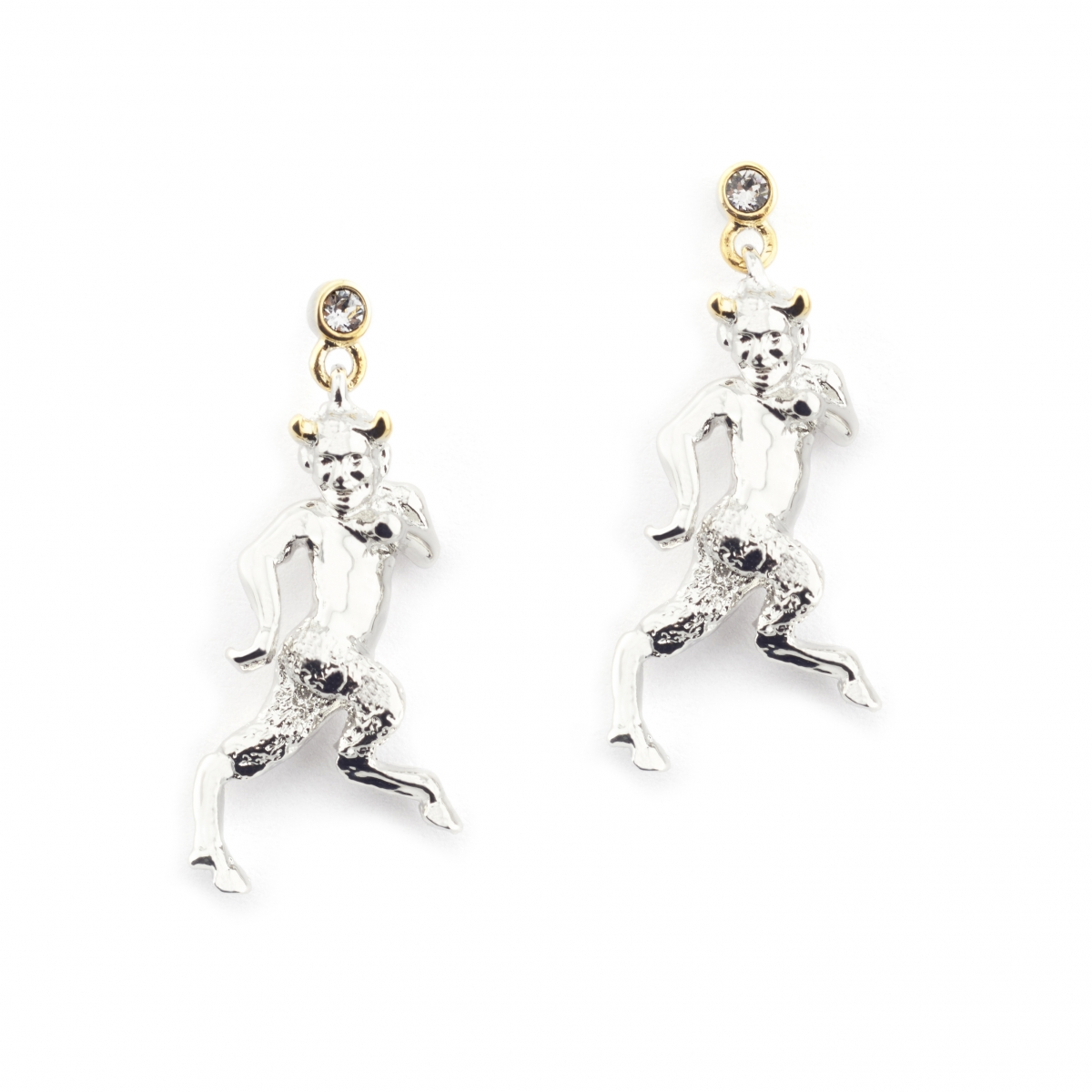 Satyr Earrings