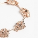 Alternate Image For Bee & Floral Bracelet Rose Gold
