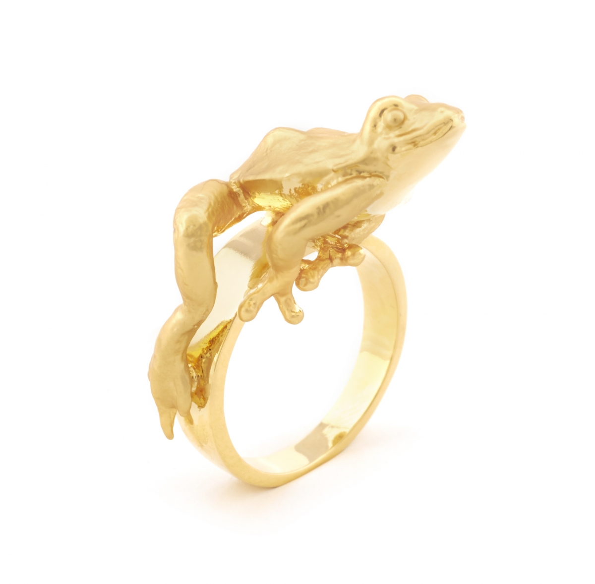 Frog Ring Fashion Jewellery