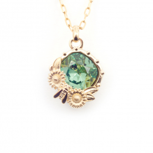 Birthstone Necklace - August
