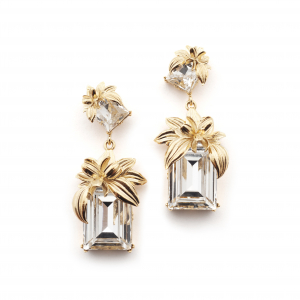 The Evelyn Edit Statement Earrings - Large