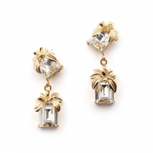 The Evelyn Edit Statement Earrings - Small