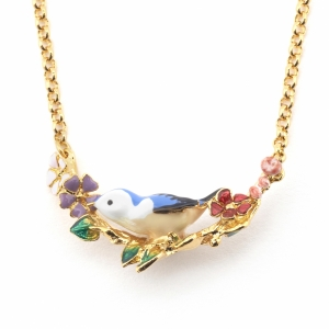 Hedgerow Floral Pendant