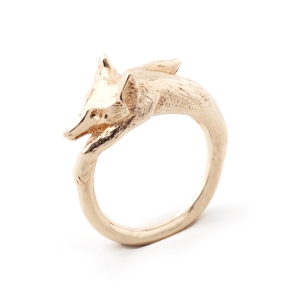 Stealthy Fox Ring
