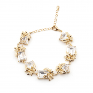 The Evelyn Edit Statement Bracelet- Large