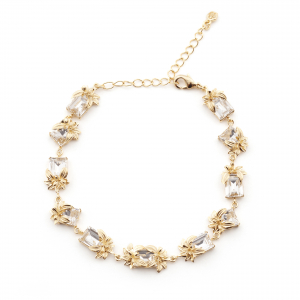 The Evelyn Edit Statement Bracelet- Small