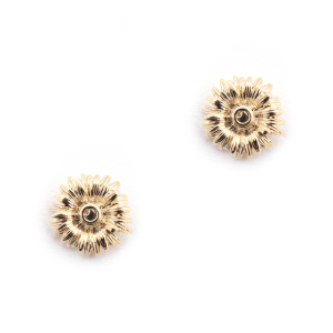 Daisy Mini Studs - Gold