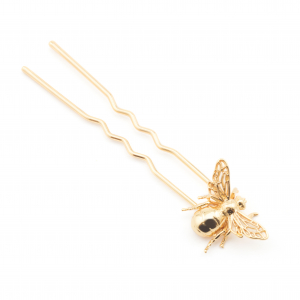 Queen Bee Medium Hair Pin