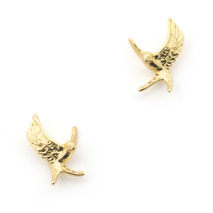 Swallow Stud - Gold