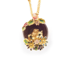 Potting Shed Statement Pendant - Gold