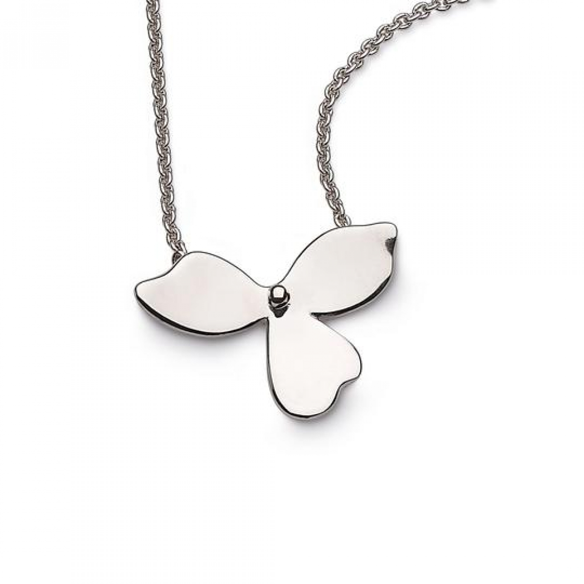 Silver Blossom Bloom Necklace