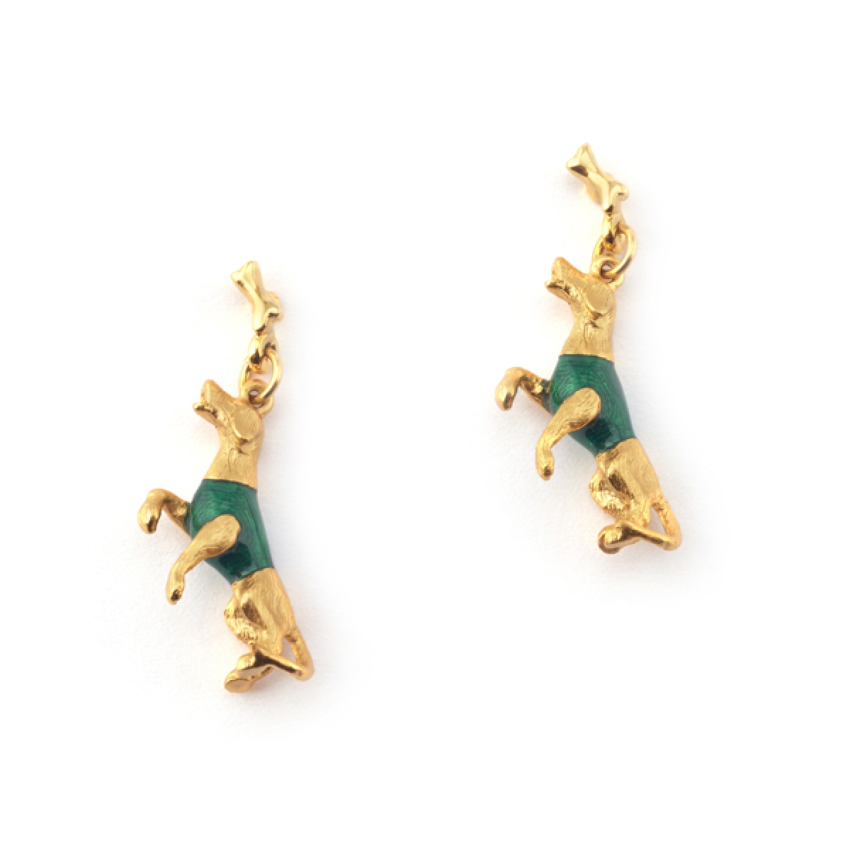 Hungarian Vizsla Earrings