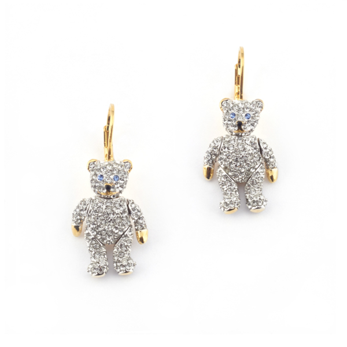 Teddy Earrings