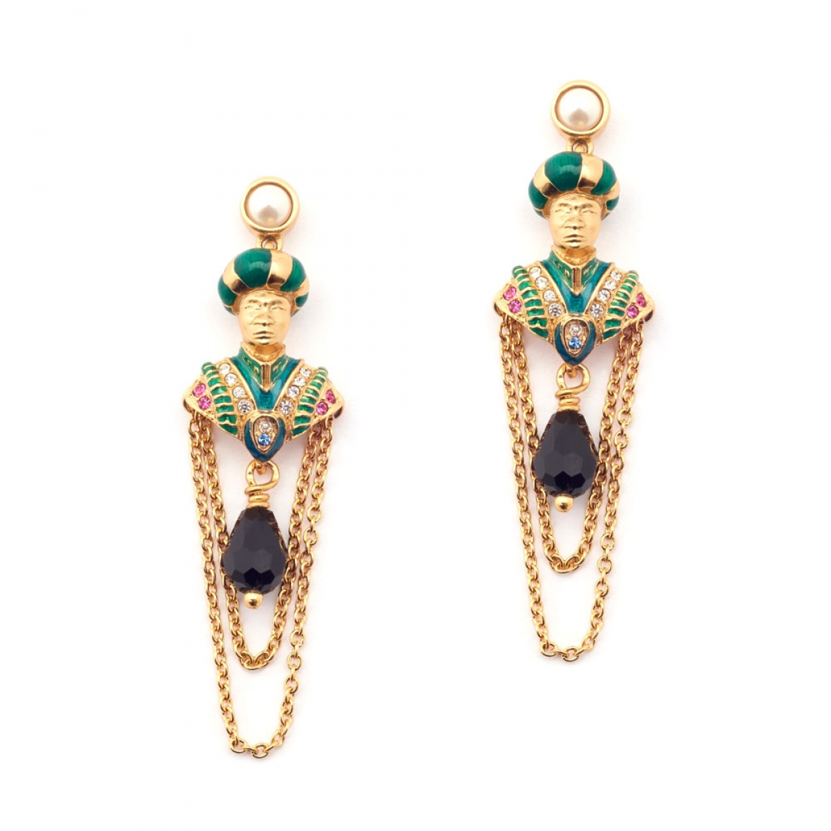 Maharaja Earrings