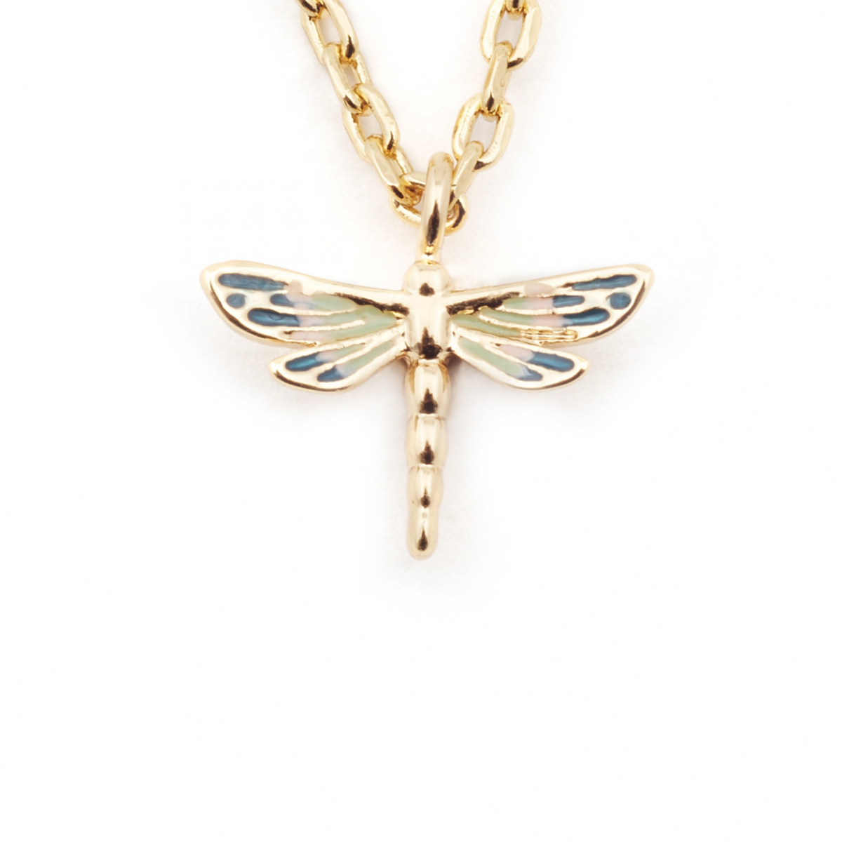 pendant plated antique necklace crystal filigree dragonfly with anne ak silver swarovski koplik products