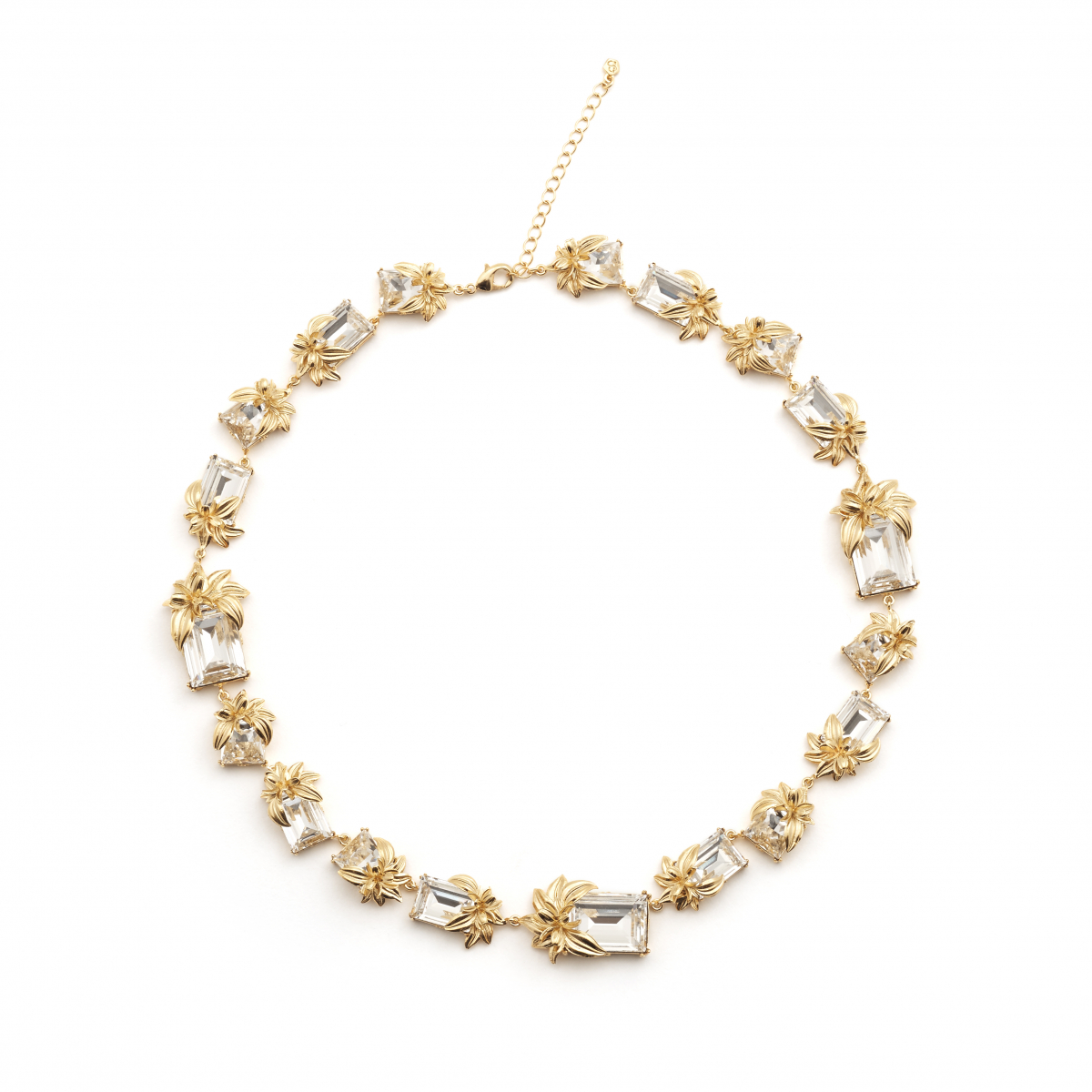 The Evelyn Edit Statement Necklace