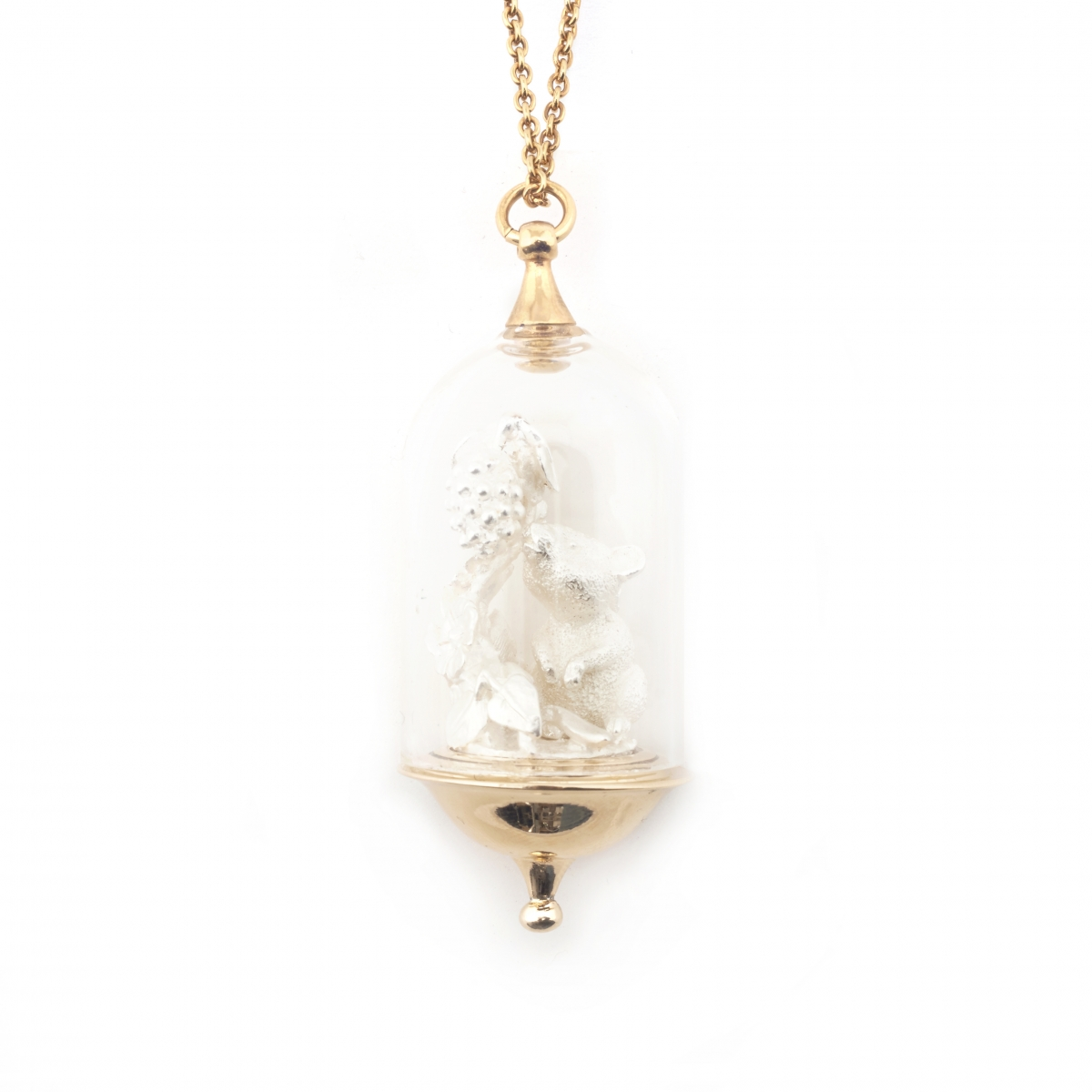*ONLINE EXCLUSIVE* CURIOS MOUSE PENDANT