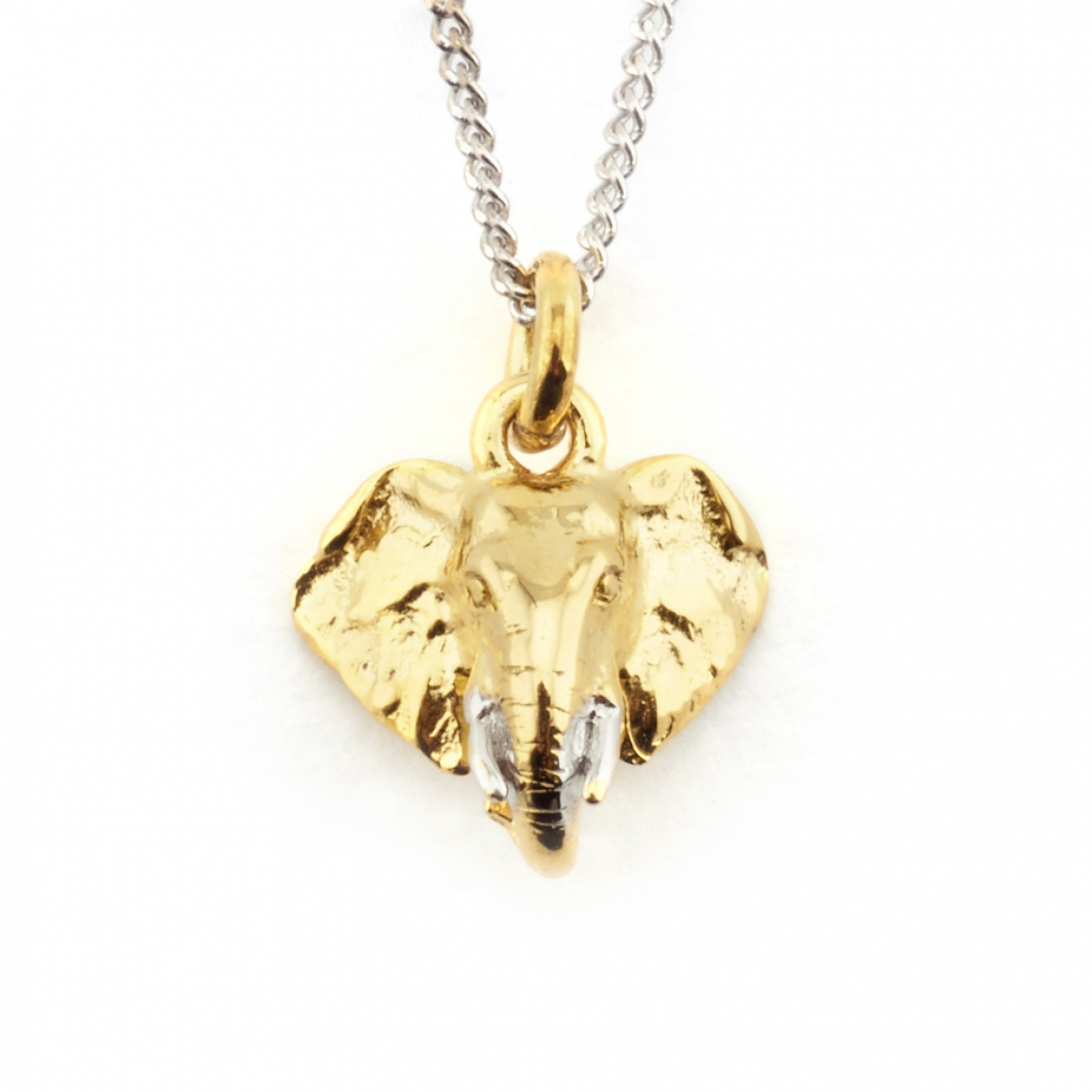 Elephant pendant gold fashion jewellery elephant pendant gold aloadofball Gallery