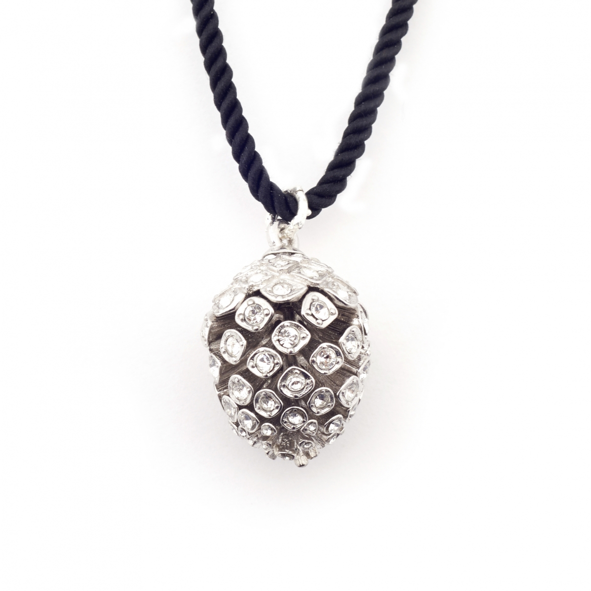 Pinecone Statement Pendant