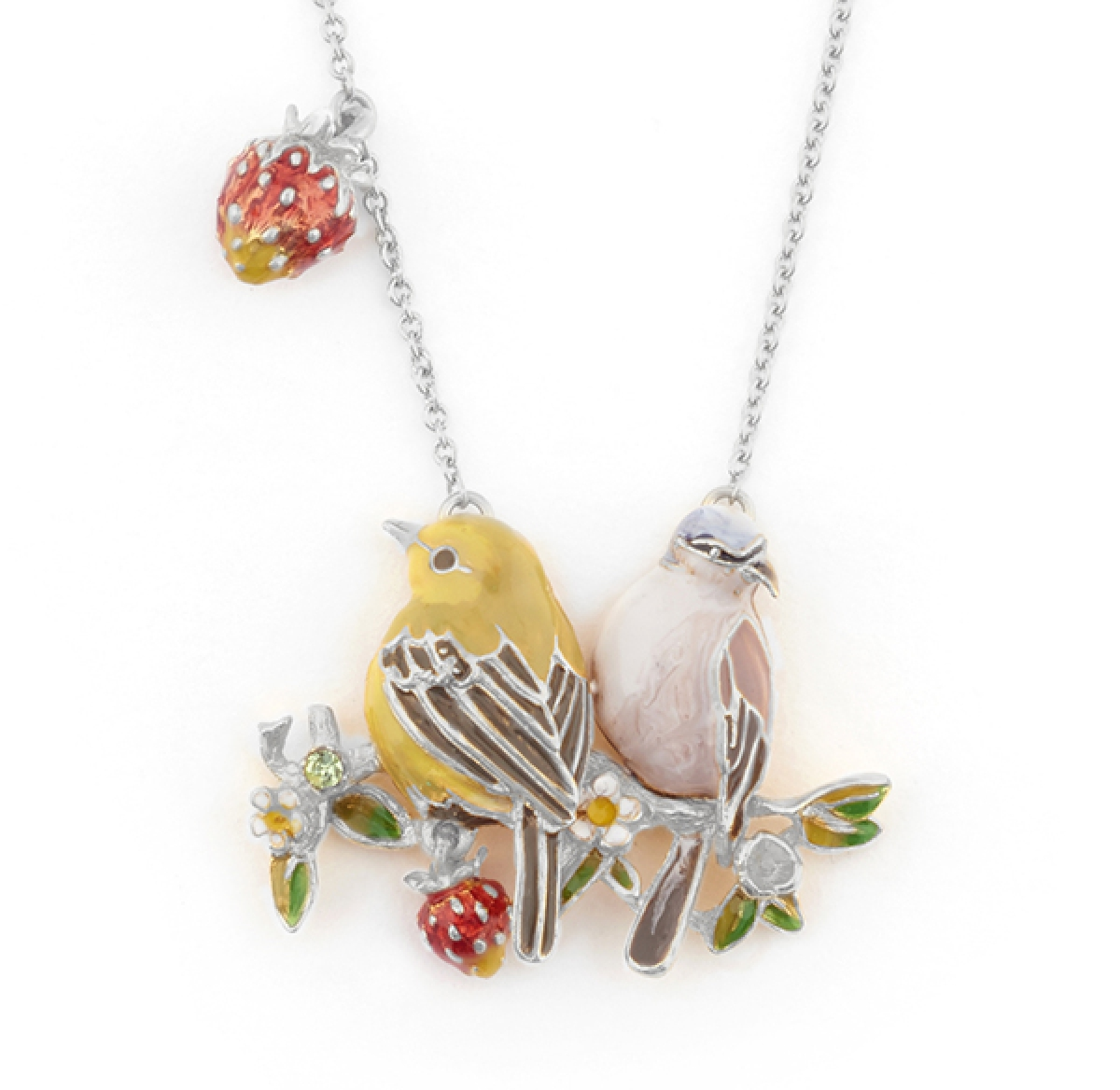 Sparrow gold crest pendant fashion jewellery delivery and returns mozeypictures Choice Image