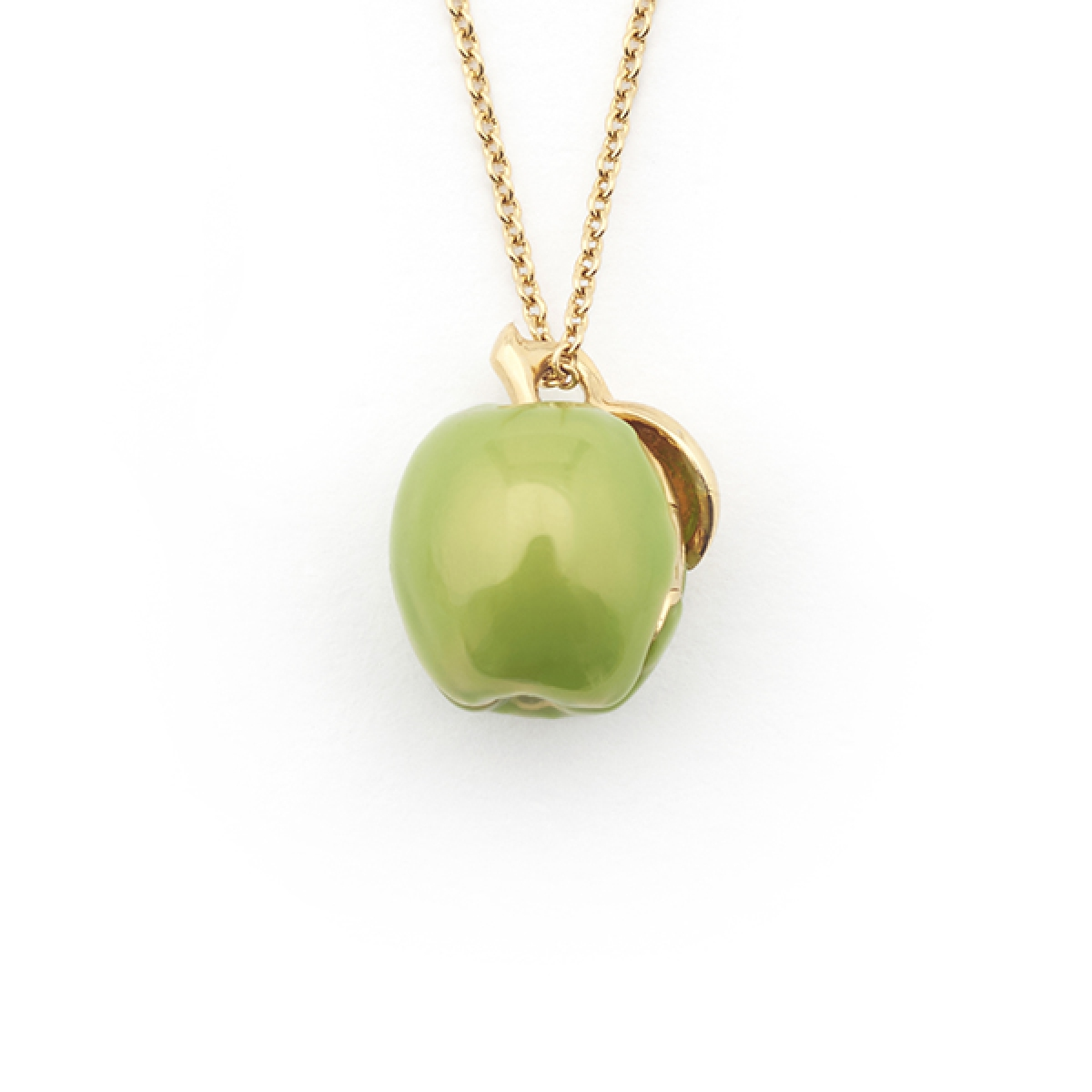 Apple Locket Fashion Jewellery