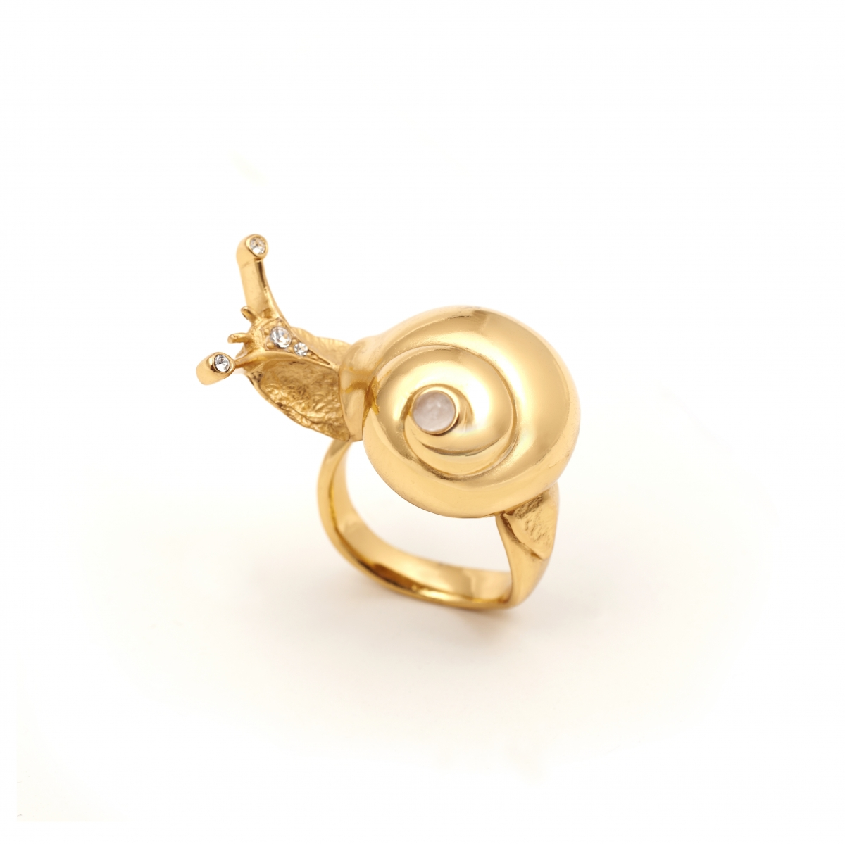 Snail Ring (Large Size Only)
