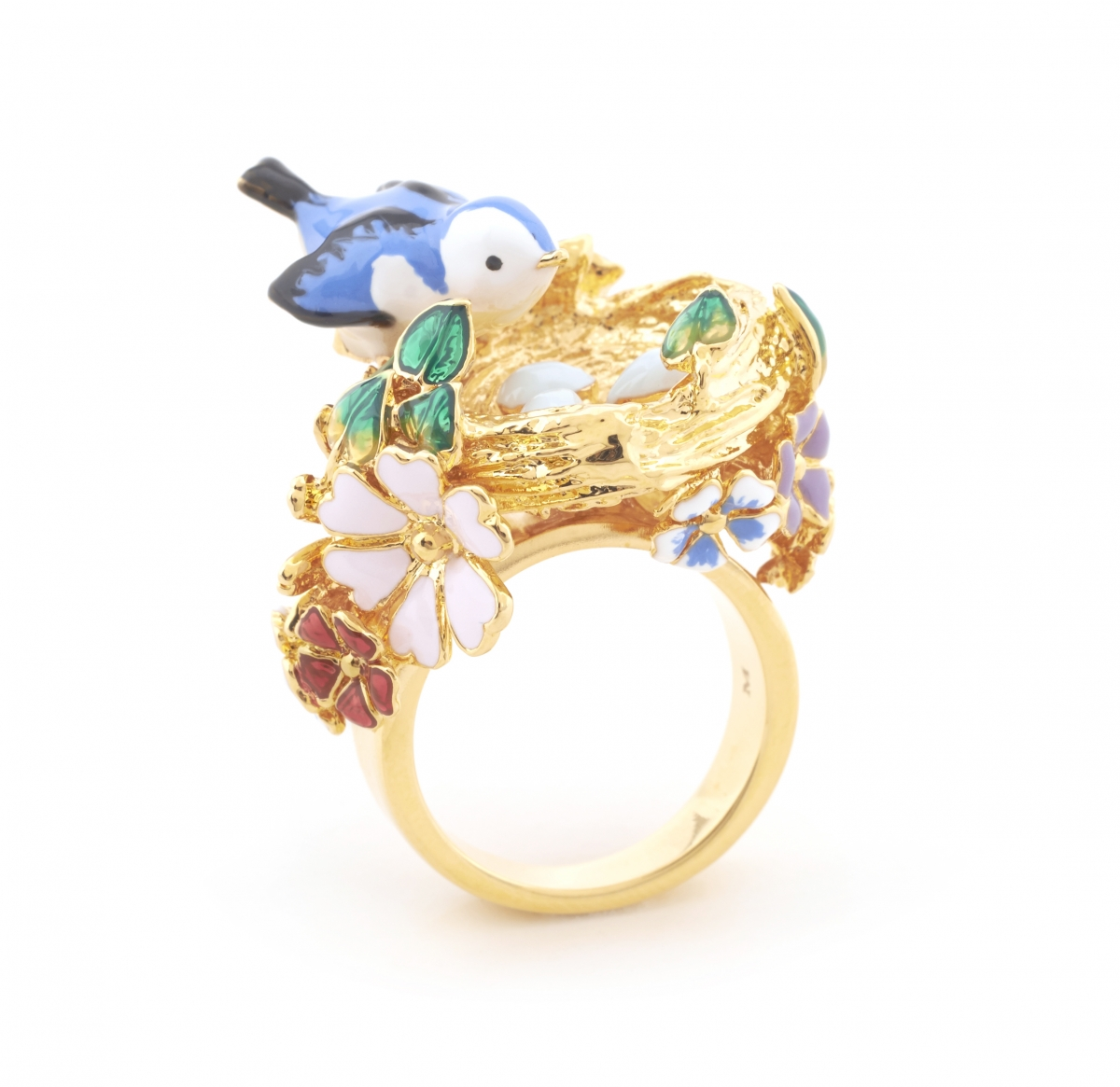 Hedgerow Statement Ring