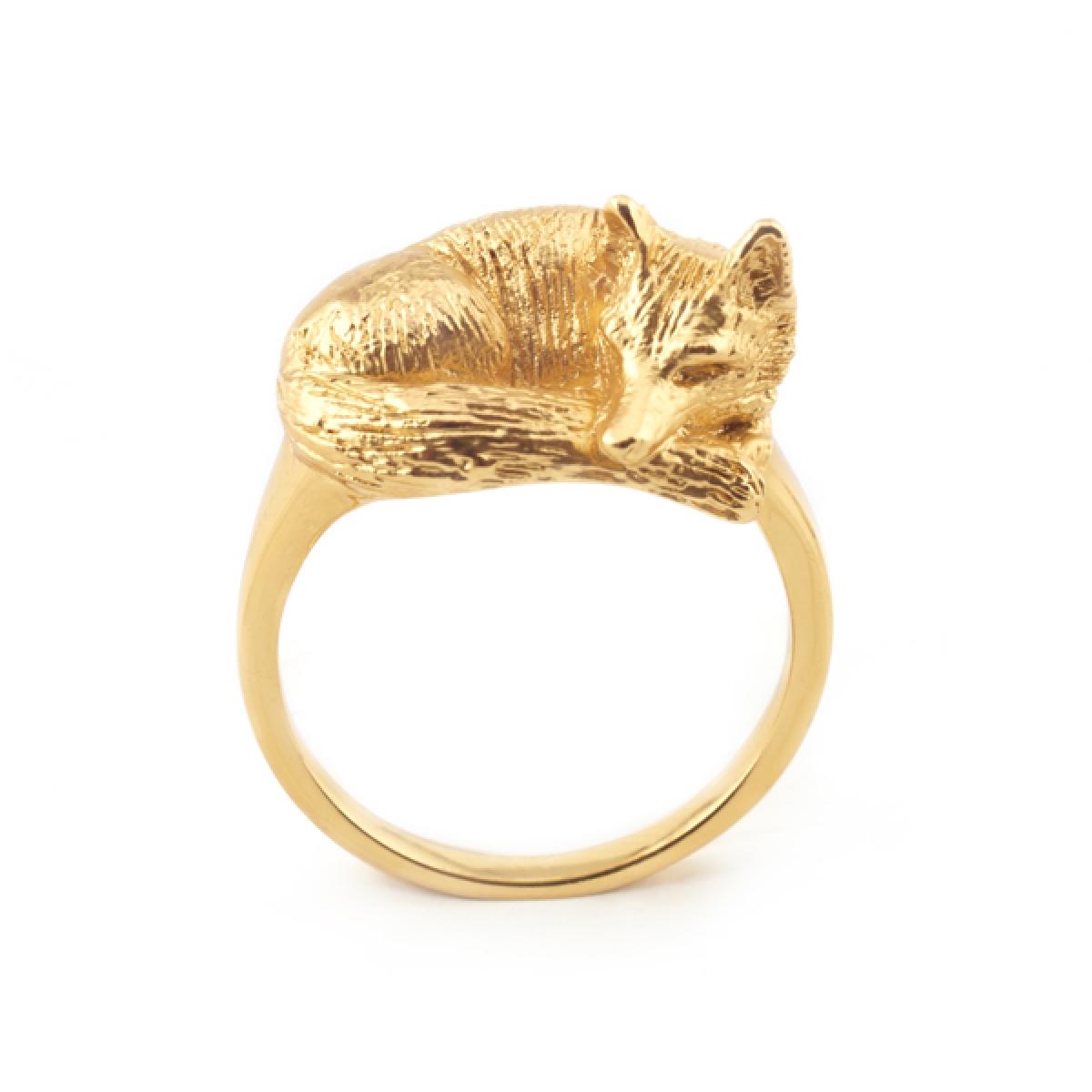 Fox Ring Fashion Jewellery