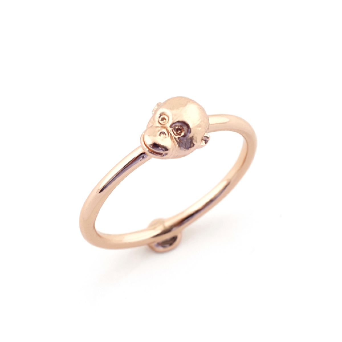 Orangutan Head Ring - Large Size Only