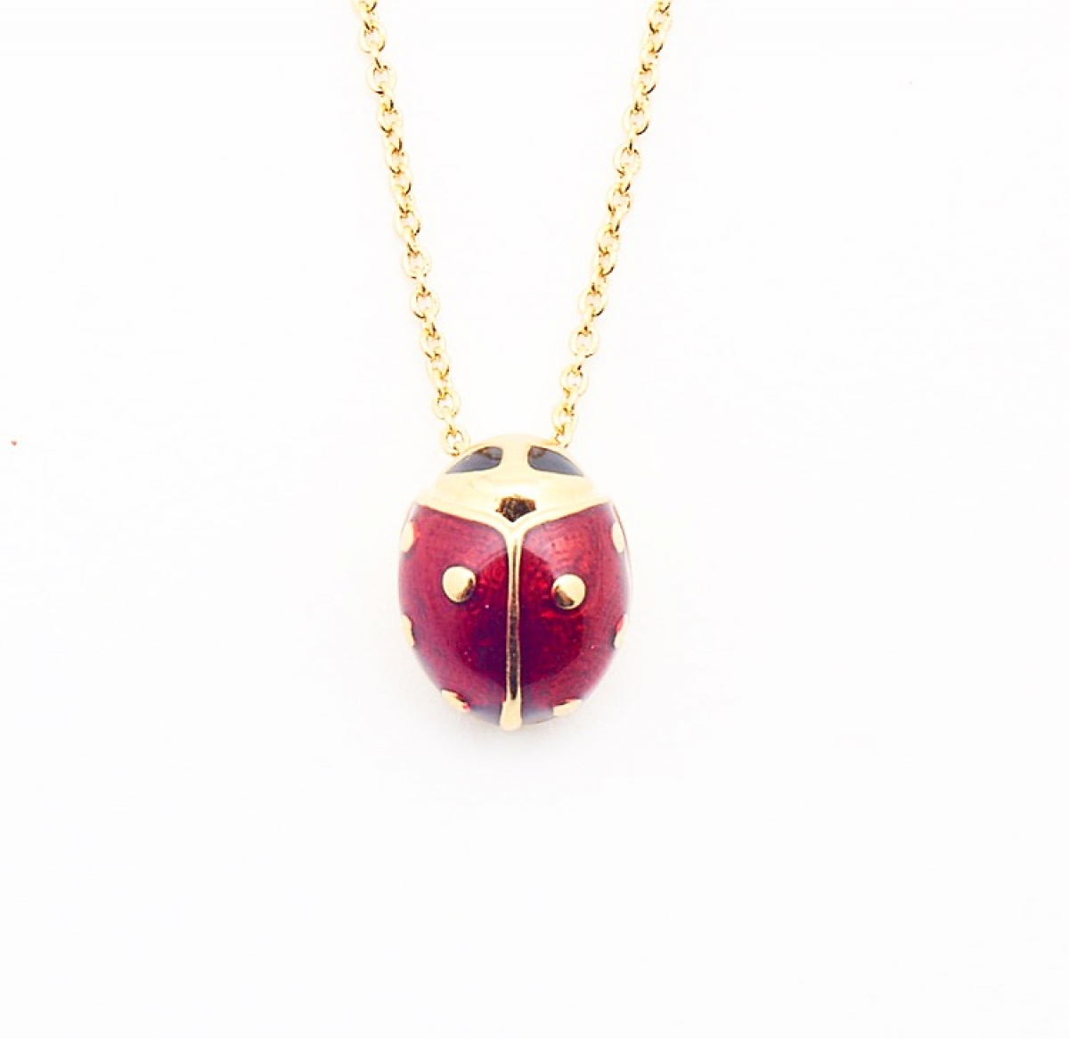 Ladybird Single Pendant