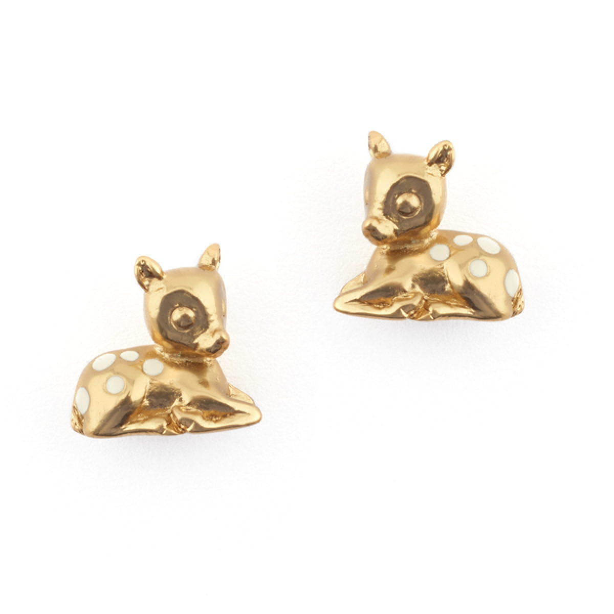 Fawn Earrings Gold