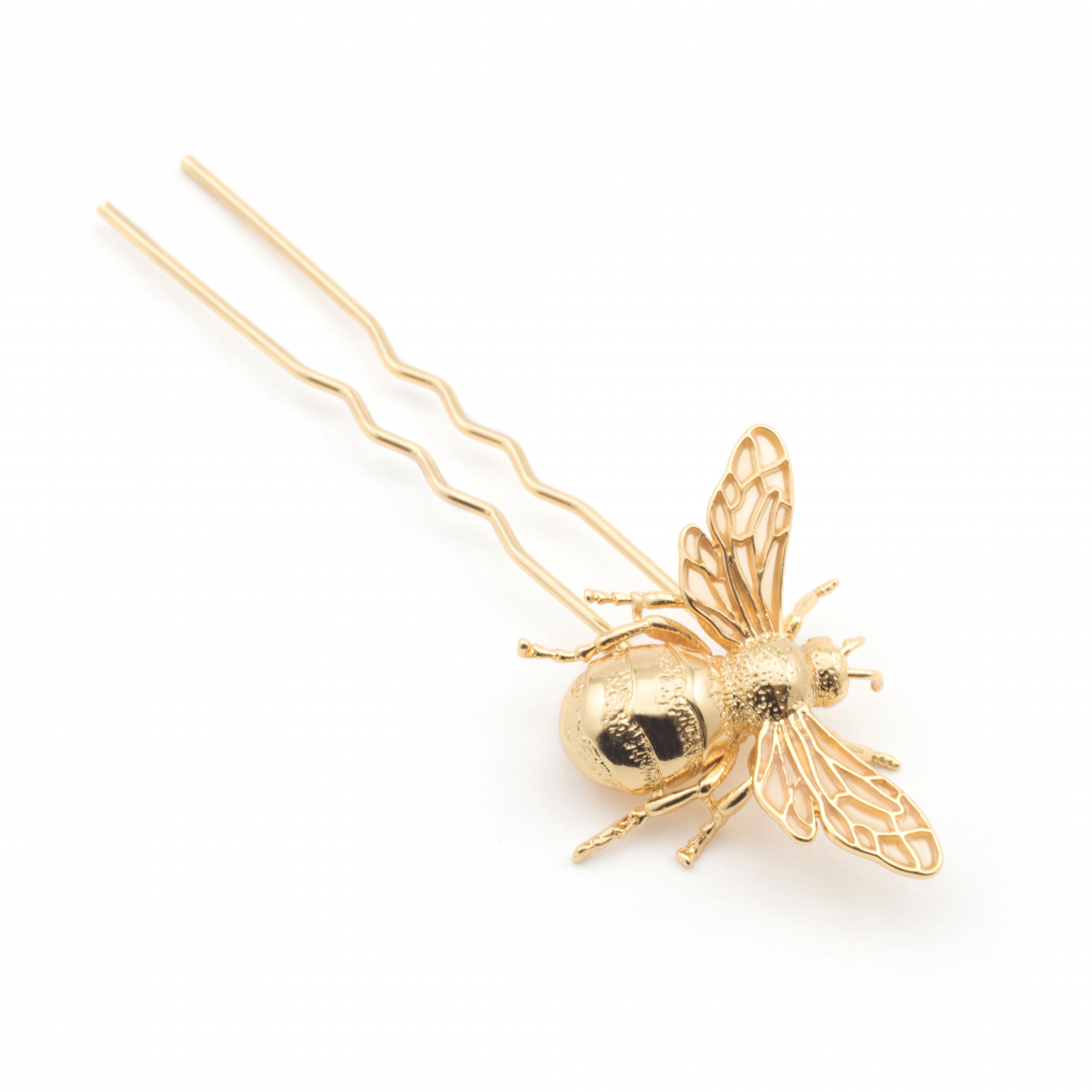 Queen Bee Large Hair Pin