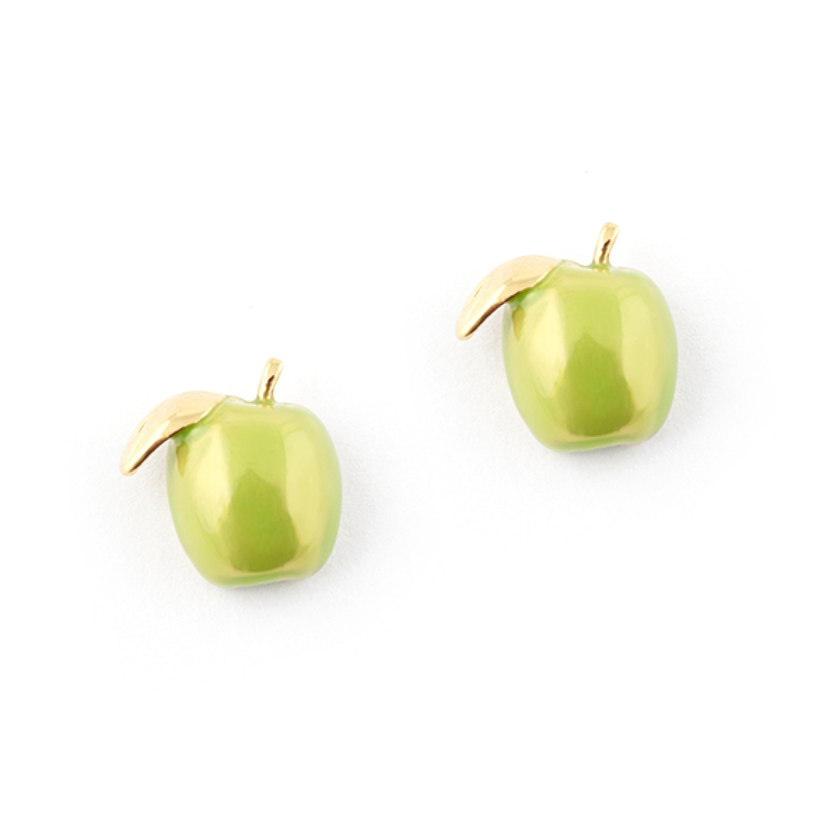 Apple Stud Earring