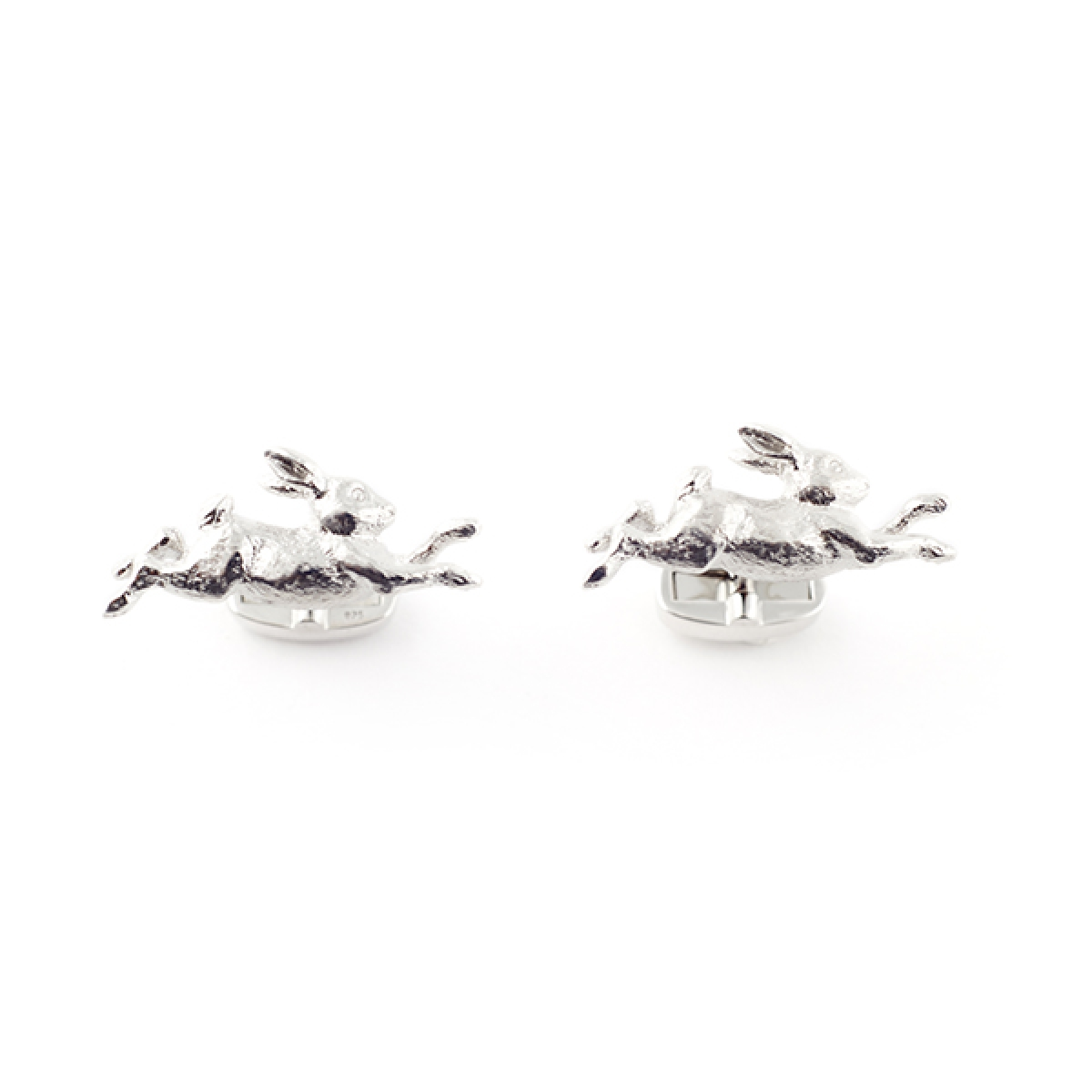 Leaping Hare Cufflinks