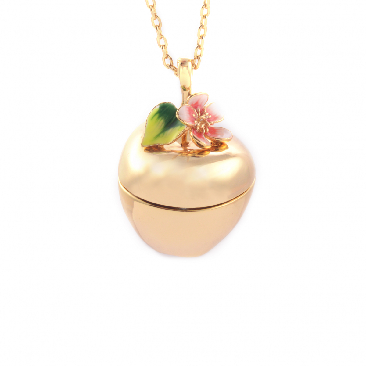 Apple Blossom Locket
