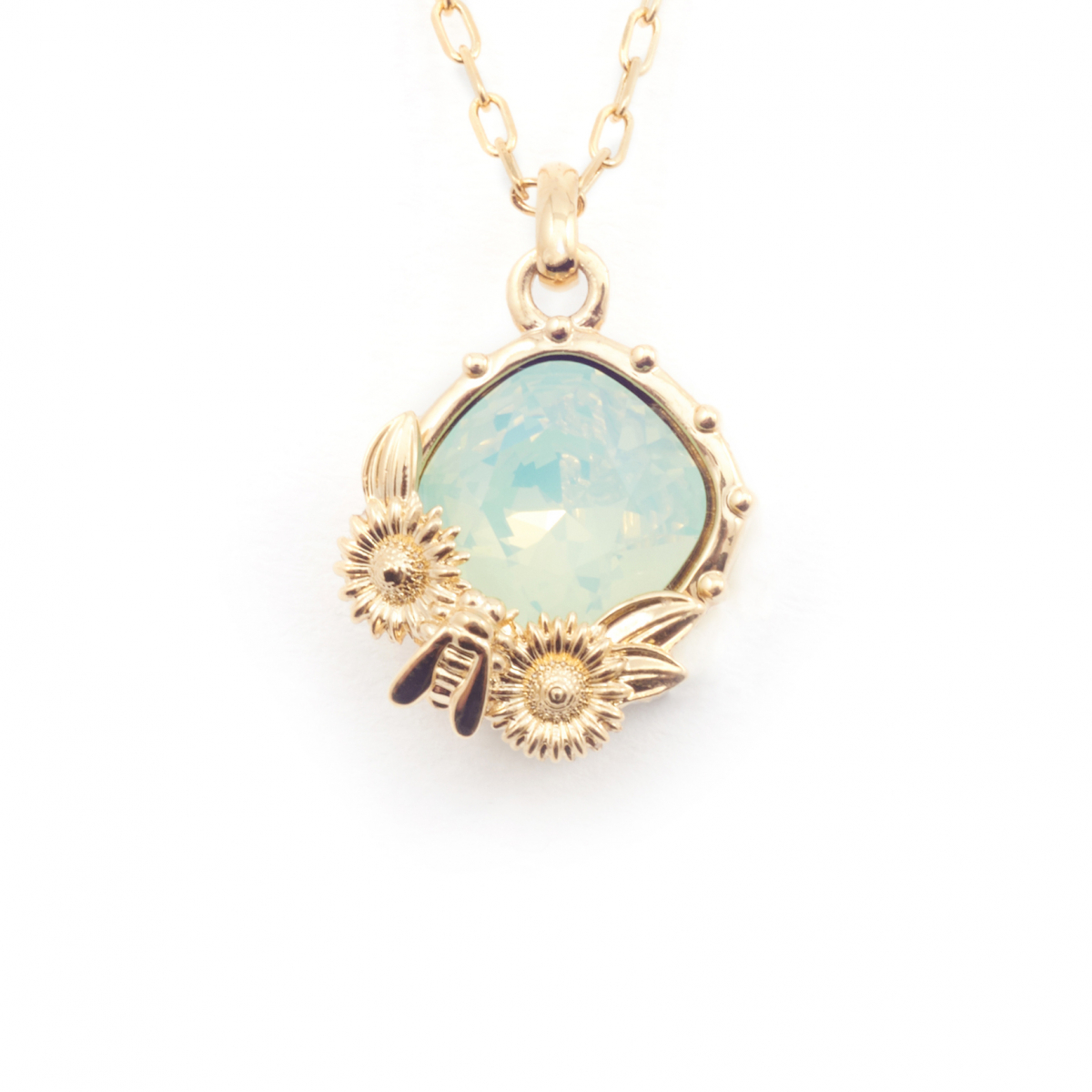Birthstone Necklace - October