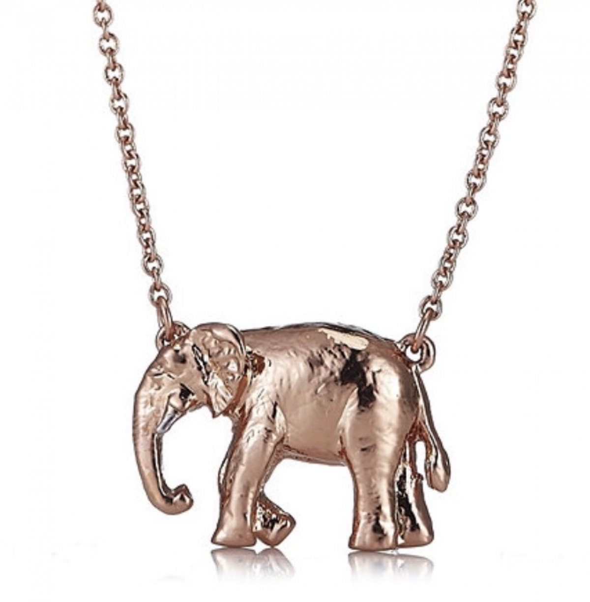 front pendant patrick zozo products necklace elephant silver large and heart chain mavros