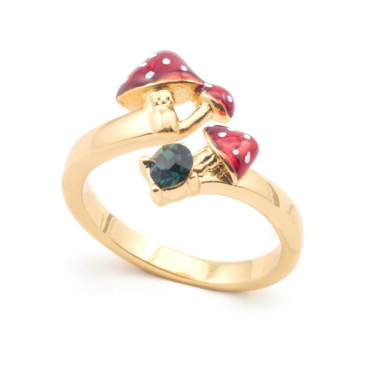 Toadstool Open Ring