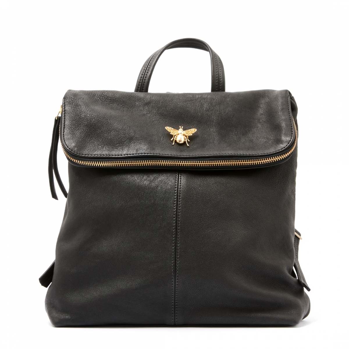 The Queen Bee Backpack - Black