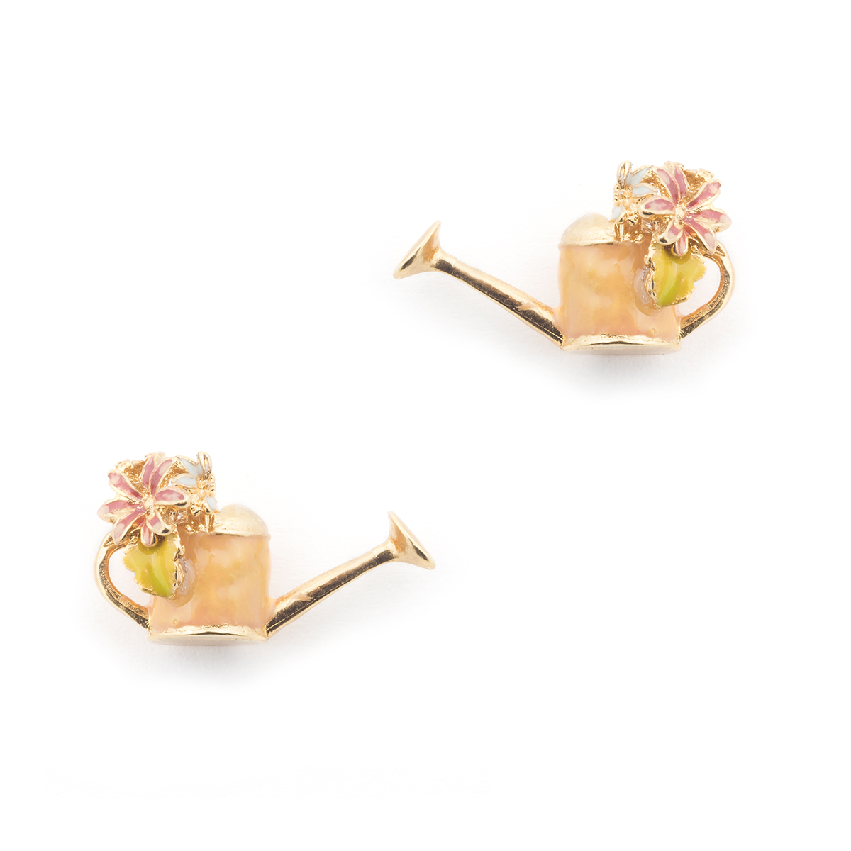 Potting Shed Watering Can Studs - Gold