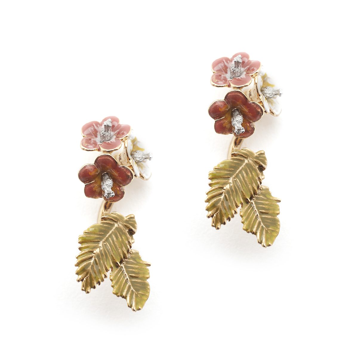 Tropical Through & Through Earrings