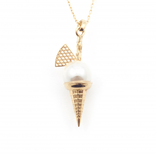 Ice Cream Pendant
