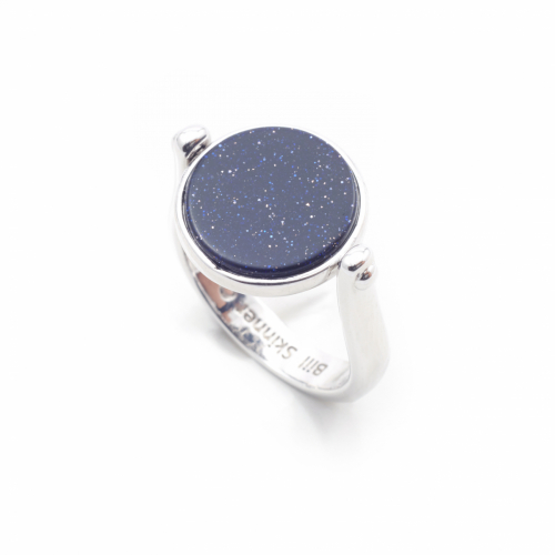 Astro Filigree Spinning Ring
