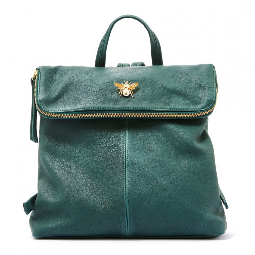 The Queen Bee Backpack - Teal