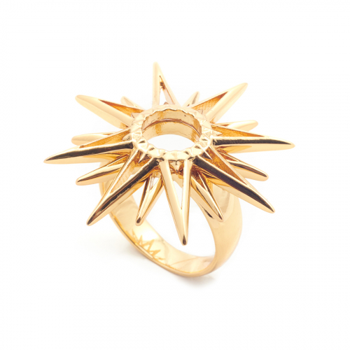 Starburst Ring - Gold