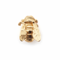 Alternate Image For Bumble Bee Pin Brooch - Gold