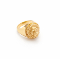 Alternate Image For Statement Lion Ring - Medium Size only